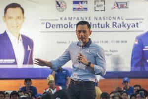 Agus Harimurti Yudhoyono Menjadi Ketua Umum Demokrat